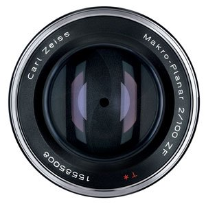 Zeiss Von Carl Kamera-objektiv (Carl Zeiss 100 mm / F 2,0 MAKRO-PLANAR T* ZE Objektiv ( Canon EF / EF-S-Anschluss ))