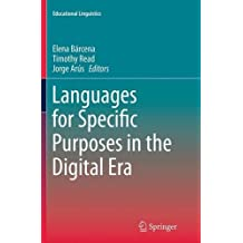 Languages for Specific Purposes in the Digital Era (Educational Linguistics)
