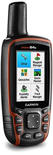 Garmin GPSMAP 64s Navigationshandgerät – barometrischer Höhenmesser, GPS und GLONASS Kompatibilität, Live Tracking, Smart Notification, 2,6 Zoll (6,6cm) Farbdisplay - 2