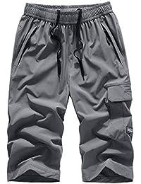 dfa6727f84 Amazon.es  5XL - Pantalones cortos deportivos   Ropa deportiva  Ropa