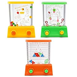 Vintage Retro Water Game, Designs & Colour may vary, Perfect Gift, 8cm H x 5cm W
