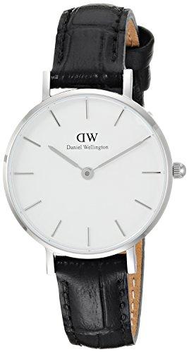 Daniel Wellington Women's Analogue Quartz Watch with Leather Strap DW00100241