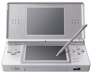 Nintendo DS Lite Handheld Console (Silver)