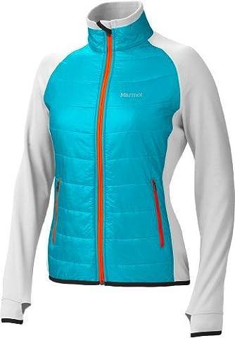 Marmot Wm's Variant Jacket türkis - L