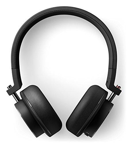 Onkyo H500BTB/00 On-Ear Bluetooth-Kopfhörer mit Mikrofon schwarz H500 Bluetooth