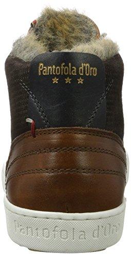 Pantofola d'Oro Herren Canaverse Uomo Fur Mid Hohe Sneaker
