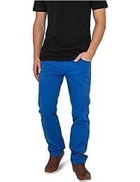 TB266 'Urban Classics' 5 Pocket Pants (Various Colours), Größe:38;Farbe:blue