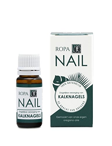ropaNAIL ist die natürliche Lösung zur Behandlung von Nagelpilz - Täglichen Pflege von Nägeln mit Oreganoöl, 100% natürlich. (Hand Pflege Nagel Pinsel)