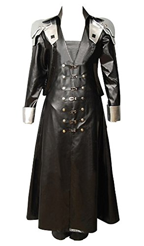 Cosplay Kostüm Sephiroth - Final Fantasy ff VII 7 Sephiroth Cosplay Kostüm Herren XXXL