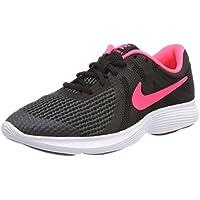Nike Revolution 4 (GS), Zapatillas de Trail Running para Mujer