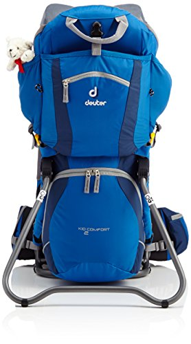 Deuter Kid Comfort II ocean-midnight