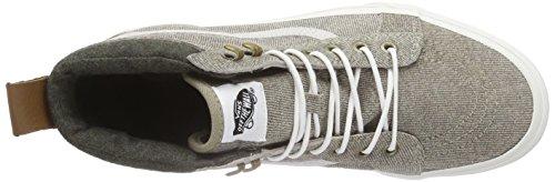 Vans SK8-Hi MTE, Sneakers Hautes mixte adulte Beige (Mte/Denim/Coriander)