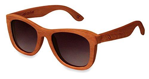 Preisvergleich Produktbild Holz Sonnenbrille Overseer Cherry