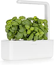 Click & Grow Smart Garden 3 Jardinera De Inter, Blanco, 30 X 10 X 2