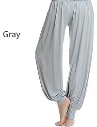 Pantalon de yoga bouffant pour femme 95% modal