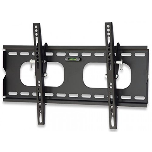 Techly ICA-PLB-118S Wandhalterung LCD TV LED 58.42 cm (23 Zoll)-93.98 cm (37 Zoll) neigbar Schwarz 37 Lcd Tv