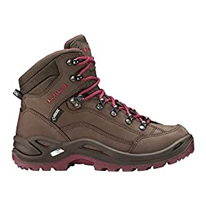 41Aqa8Up4VL. SS300  - Lowa Women's Renegade GTX Mid Ws High Rise Hiking Boots