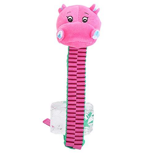 Jiqiaoda2 - Muñeca Hinchable con Forma de Perro Hippo