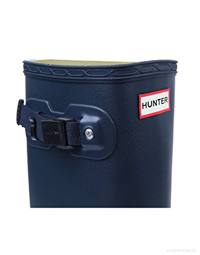 Hunter Huntress, Damen Gummistiefel Blau
