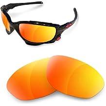 Sunglasses Restorer Lentes Polarizadas de Recambio Fire Iridium para Oakley Jawbone