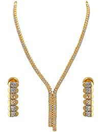 WHP Jewellers 22KT Yellow Gold Jewellery Set For Women