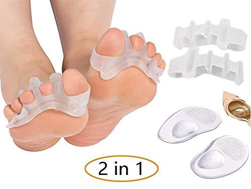 RiaKona eparadores de Dedos de los pies