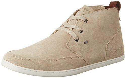 Boxfresh Herren Symmons Ch Sde Dsn Hohe Sneaker Beige (Beige)