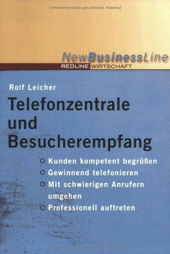 Telefonzentrale und Besucherempfang (New Business Line)