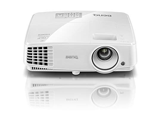 BenQ MW529 - Proyector DLP, Color Blanco