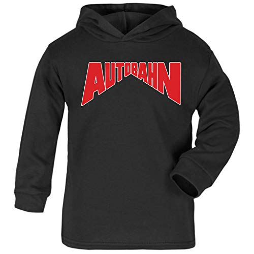 Big Lebowski Autobahn Baby and Kids Hooded Sweatshirt (Big Lebowski Kostüme)