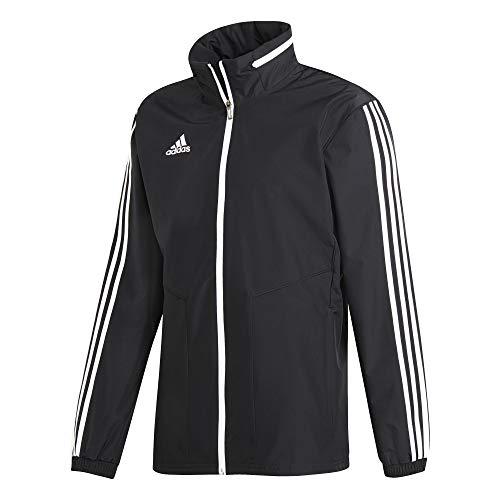 adidas Herren TIRO19 AW JKT Sport Jacket, Black/White, 3XL