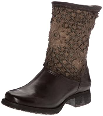 Bunker Pic, Boots femme - Marron (L Smoky), 36 EU
