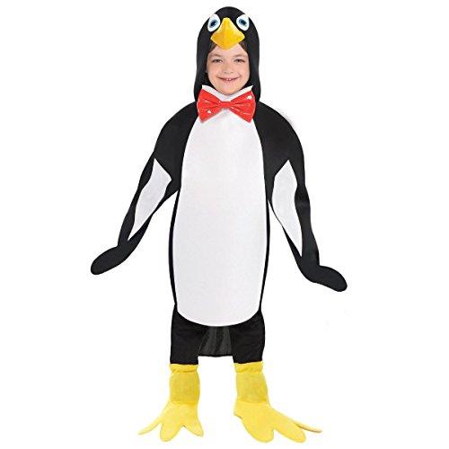 Pinguin Kostüm Kinder Amscan (Pinguin Füße Kostüm)