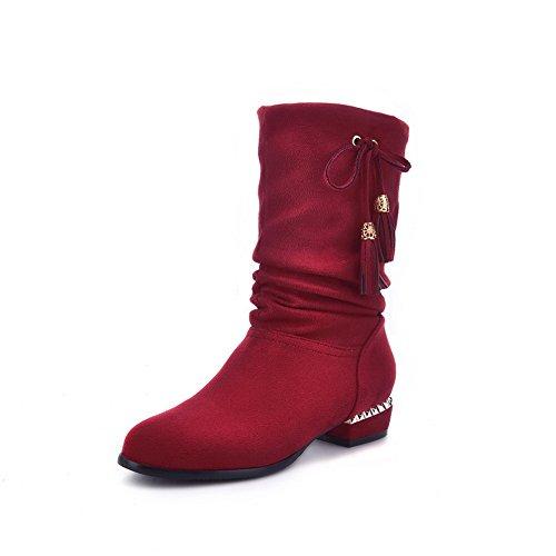 adeesu-pantofole-a-stivaletto-donna-rosso-red-385-eu