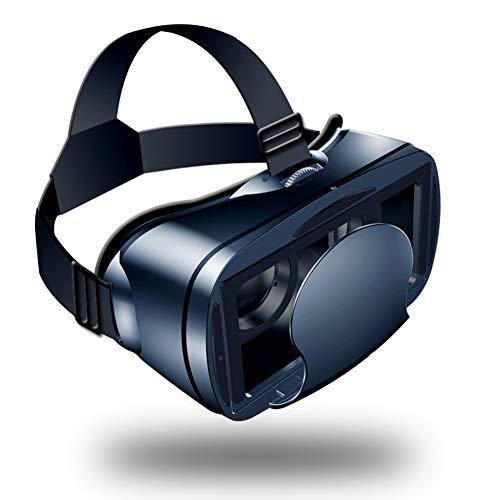 PICKME VR Headset Virtual Reality Headset 3D-Brille Mit 120 ° FOV, Anti-Blau-Lichtgläser, Stereo-Headset, Für Alle Smartphones Mit Länge Unter 7,0 Zoll