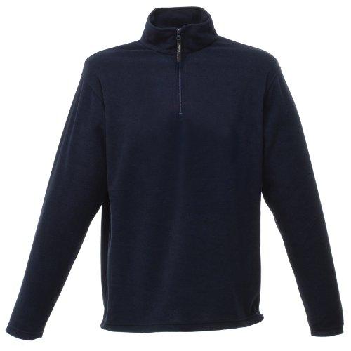 Regatta Herren 170 Series Fleece-Oberteil mit Reißverschluss bis zur Brust, Anti-Pilling Grau