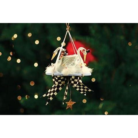 Paciencia Brewster doce días de Navidad siete cisnes un adorno ebuygb 08-30345