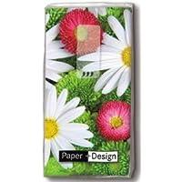 bedruckte Taschentücher Gänseblume Margerite 10 Stück 4-lagig ca. 5,5x11 cm preisvergleich bei billige-tabletten.eu