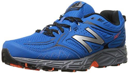 New Balance Men's 510v3 Trail Running Shoe Sonar/Black