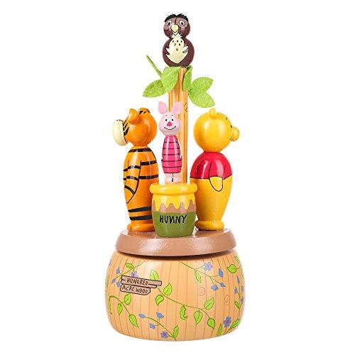Carrousel Musical Winnie l'ourson