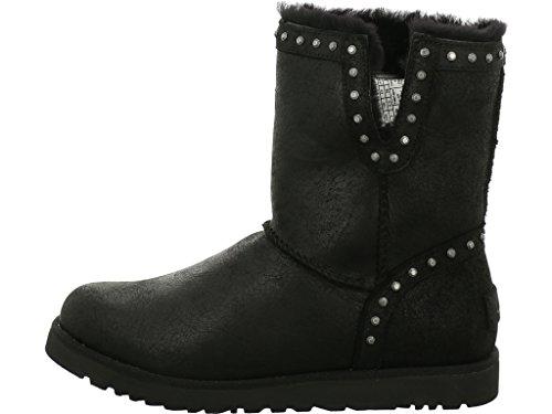 UGG Schuhe - CLASSIC SHORT 1013100 - washed denim Schwarz