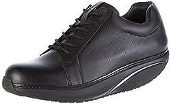 MBT Damen Nafasi 2 Lace Up W Black/41 Sneakers, Schwarz (Black 03n), 41 EU