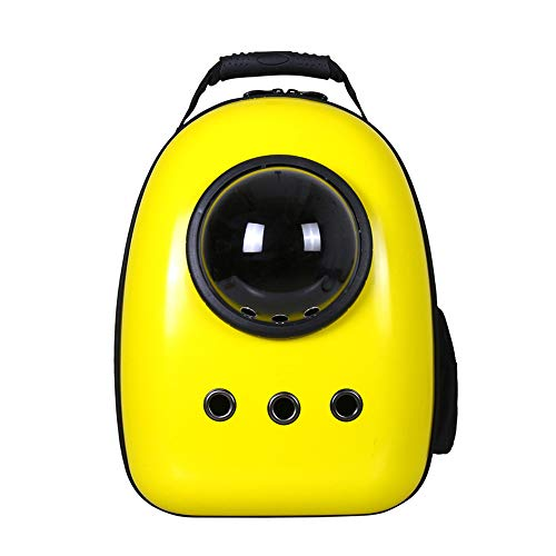 Space Pet Bag Bubble Dome Atmungsaktives Kompaktes Licht Tragbare Poröse Wasserdichte Reisenden Leichte Rucksack Heimtierbedarf -