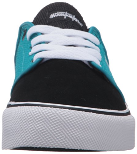 DC Mikey Taylor Vulc Low Top Chaussures pour hommes Black/Ocean/White