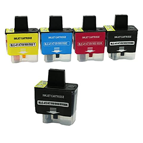 Compatible Remplacer pour Brother LC900/950 LC 900/950 LC900 LC950 LC-900