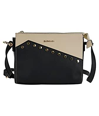 Sugarush Women's Sling Bag (Black) (SR/GLASL101/LYN2016)