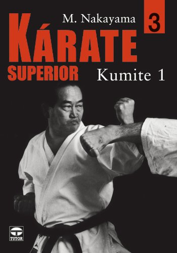 Karate Superior 3 por Masatoshi Nakayama