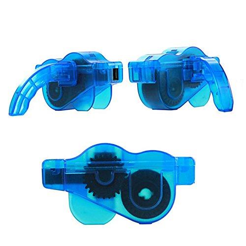Fozela Fahrrad Kettenreinigungsgerät / Fahrradreiniger / Kettenwäscher / Fahrradkettenreiniger– Schnelles sauberes Werkzeug für Alle Arten von Fahrrad Ketten - 2