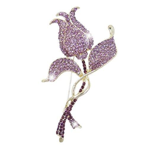 ever-faithr-gold-tone-4-inch-flower-petal-bud-brooch-purple-austrian-crystal-n02503-5