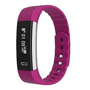DANILE Herzfrequenz Intelligenz Bewegung Wasserdicht Bluetooth Anruf Bewegung Armband